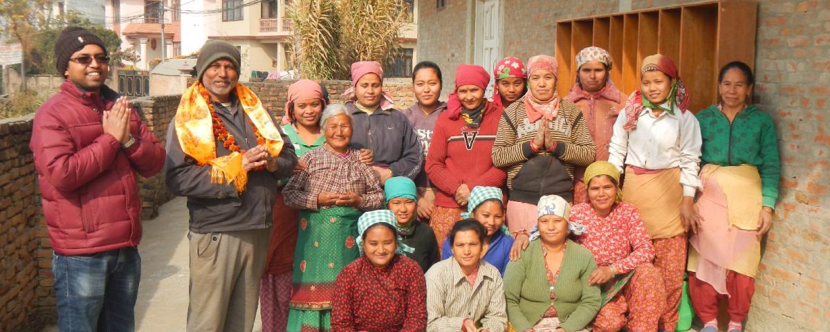 Výroba Everest Ayurveda Káthmandu, Nepál